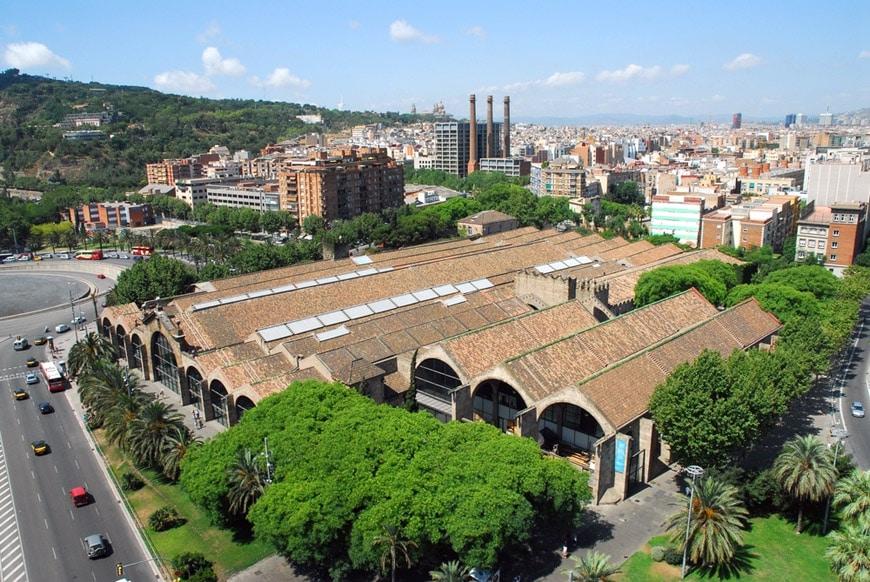 Museu Marítim - Barcelona - Maritime Museum at Drassanes