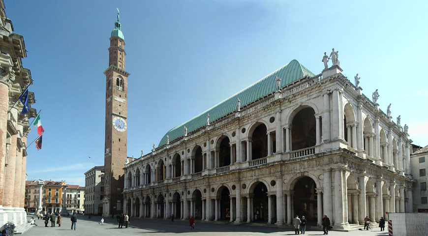 Basilica Palladiana of Vicenza & Jewelry Museum