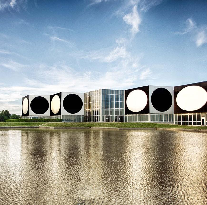 Fondation Vasarely Aix-en-Provence 10