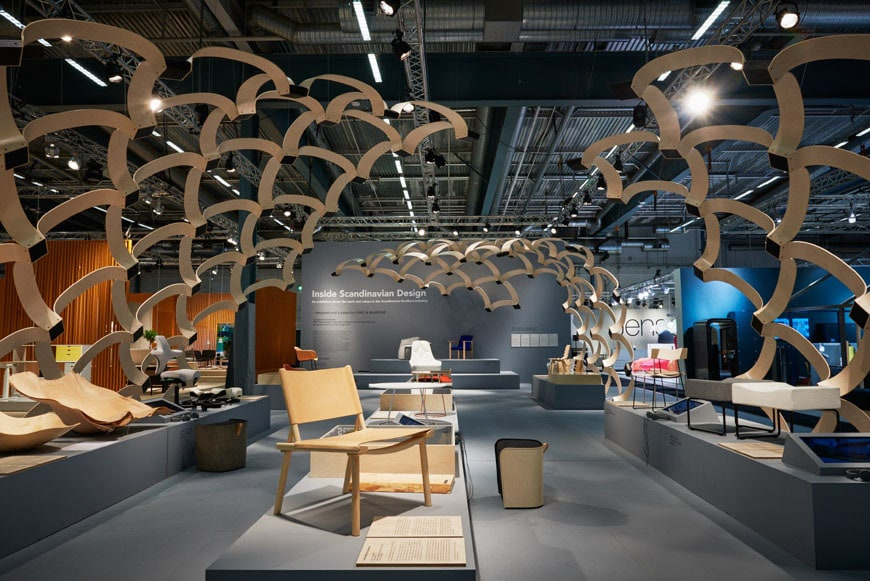 Stockholm inside scandinavian design exhibition for Furniture design exhibition