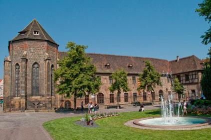 Musee Unterlinden Colmar 01