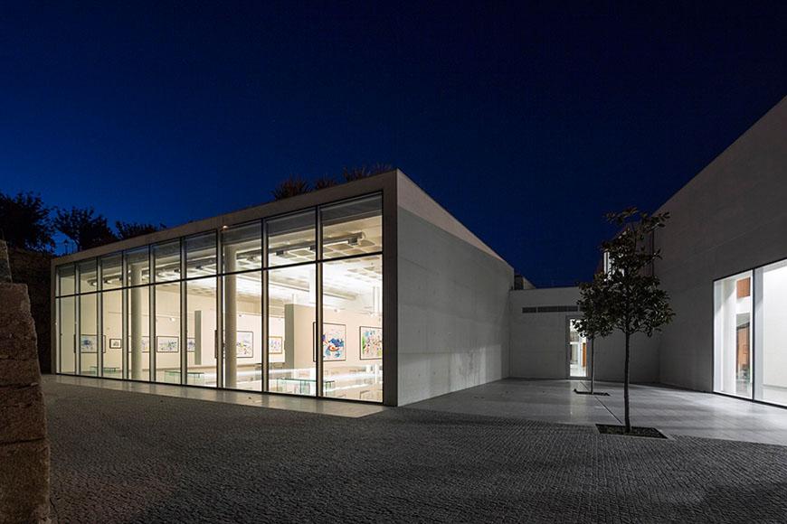 Nadir Afonso art Center Louise Braverman 15