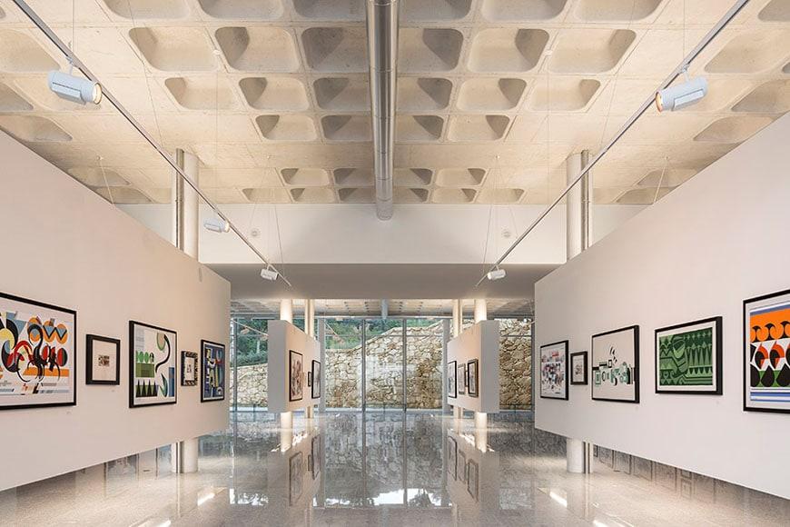 Nadir Afonso art Center Louise Braverman 16