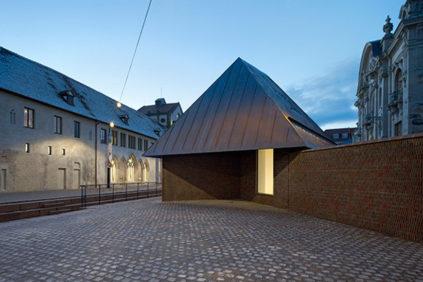 Colmar – Unterlinden Museum extension by Herzog & deMeuron