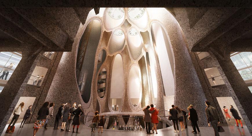Zeitz MOCAA museum Cape Town 03