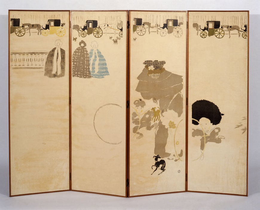 kunsthaus-Japanese art-Bonnard