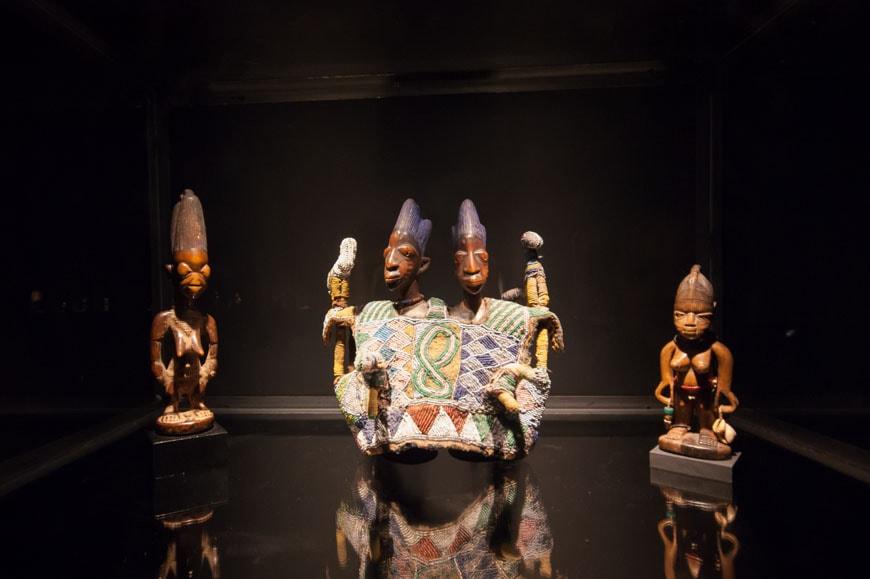 AFRICA exhibition MUDEC Milan Inexhibit 12