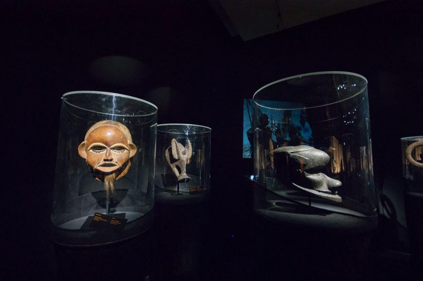 AFRICA exhibition MUDEC Milan Inexhibit 13