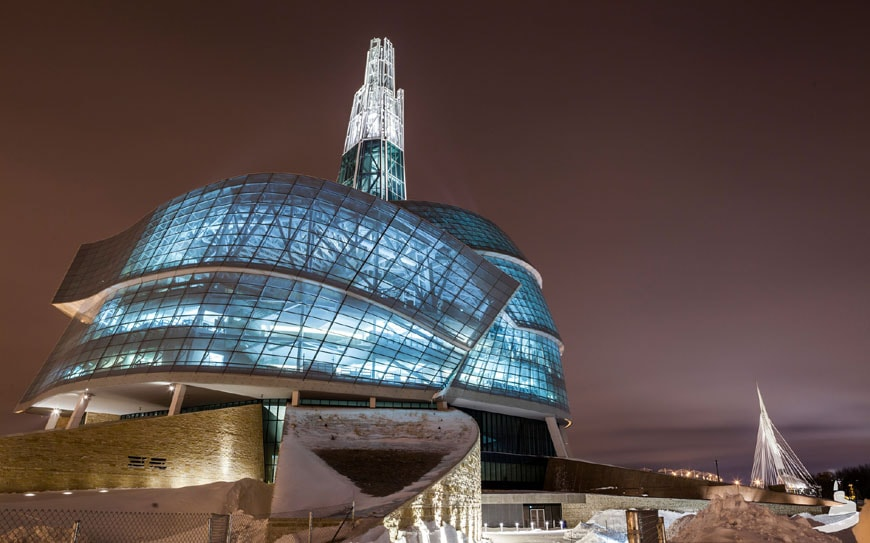 Image result for human rights museum winnipeg