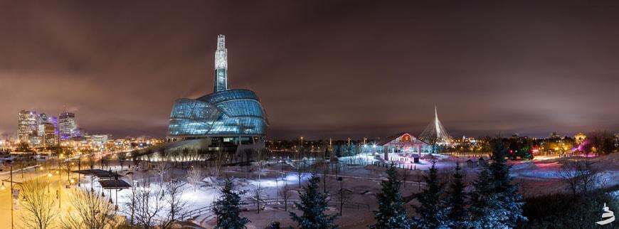 Winnipeg A Beacon Of Hope The Cmhr By Antoine Predock