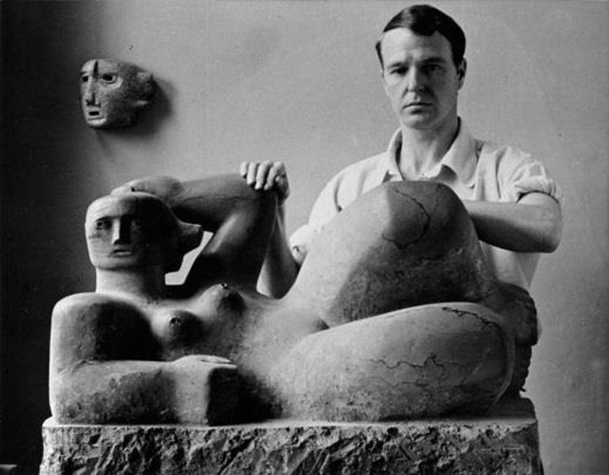 Henry Moore exhibition Klee Bern 01