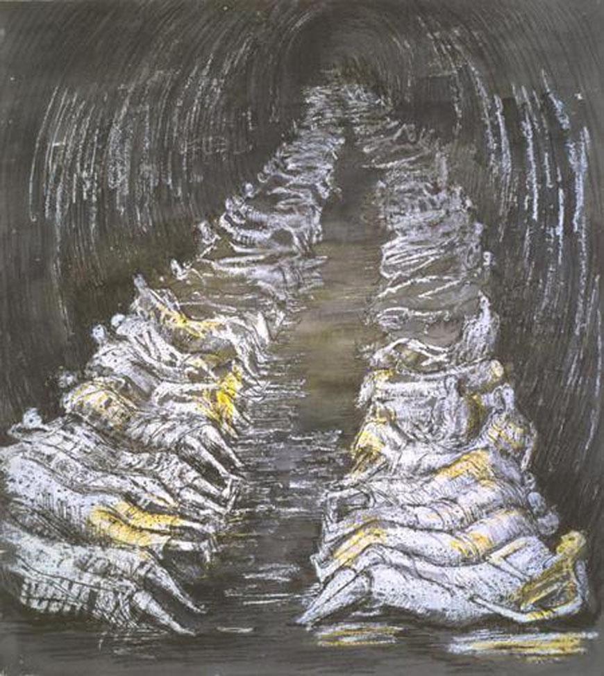 Henry Moore exhibition Klee Bern 02