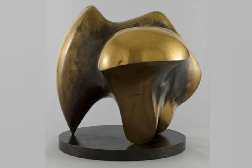 Henry Moore exhibition Klee Bern 04
