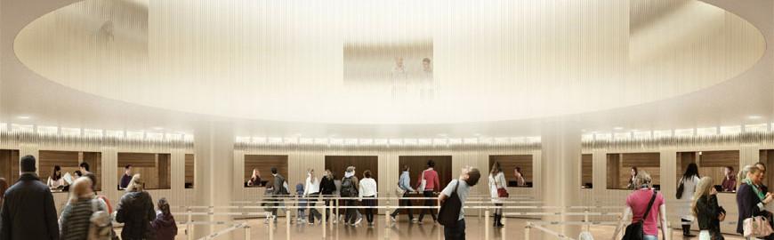 Louvre museum renovation 8