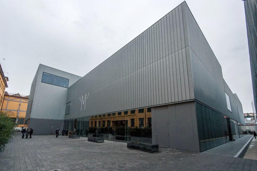 MUDEC Museum Milan Inexhibit 37b