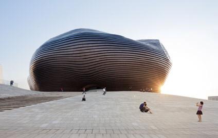 Ordos Museum China 01