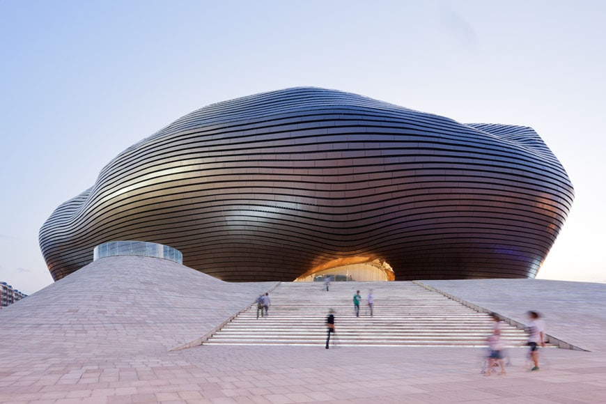 Ordos museum China MAD 02