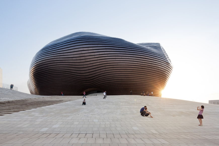 Ordos museum China MAD 12