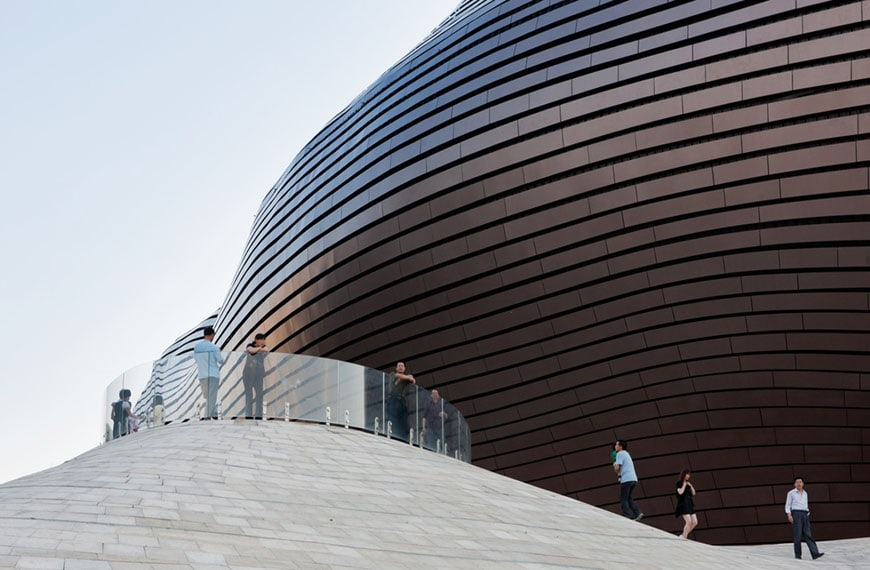 Ordos museum China MAD 14