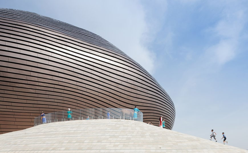 Ordos museum China MAD 15