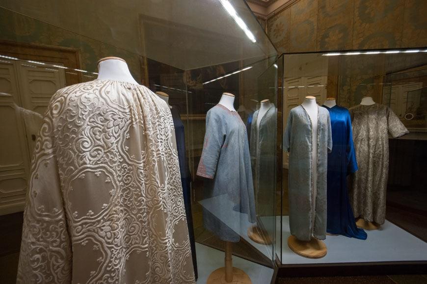 Palazzo Pitti Florence costume museum Inexhibit 03
