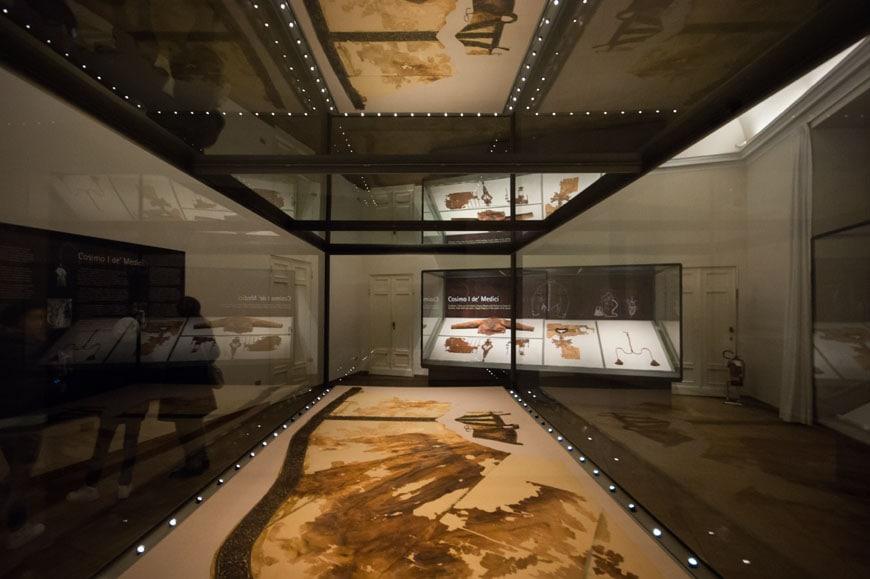 Palazzo Pitti Florence costume museum Inexhibit 13