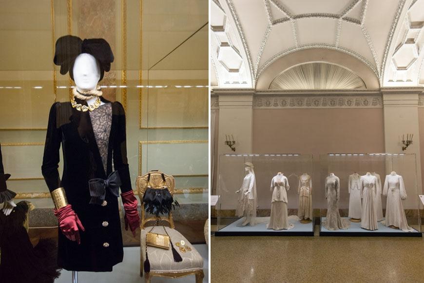 Palazzo Pitti Florence costume museum Inexhibit 16