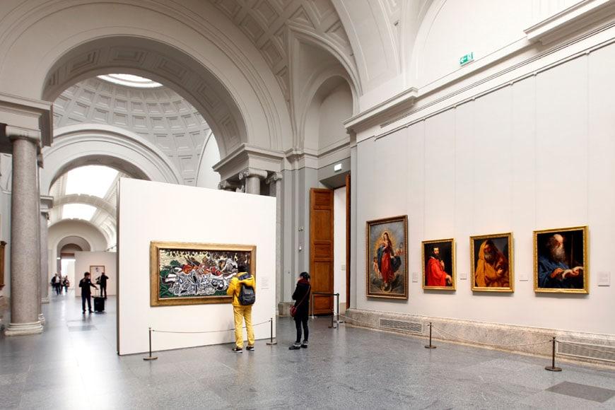 Picasso exhibition 2015 Prado Madrid 03