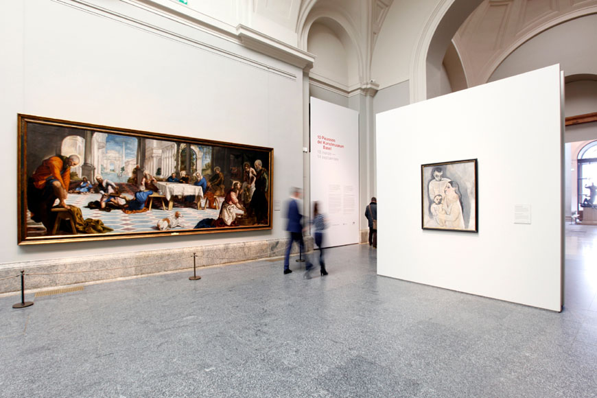 Picasso exhibition 2015 Prado Madrid 08