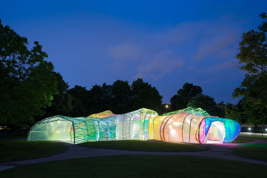 Serpentine Pavilion 2015 London 03