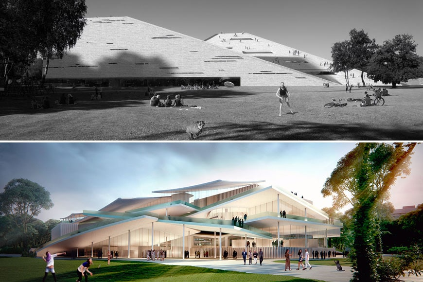 Budapest National Gallery competition snoetta sanaa 01d