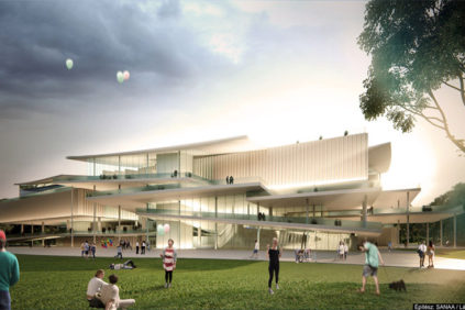 SANAA wins new Budapest National Gallery competition over Snøhetta
