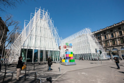 Milan | EXPO Gate pavilions by Scandurra Studio