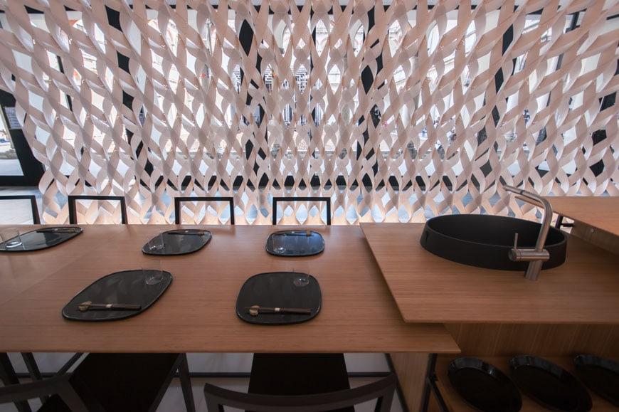 Kengo Kuma installation Milan Inexhibit 07