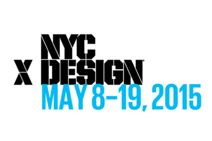 NYCxDesign | A short guide to NYC's celebration of design. May 8-19, 2015