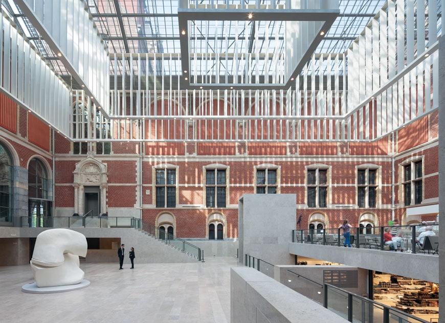 Rijksmuseum Atrium Cruz y Ortiz 02