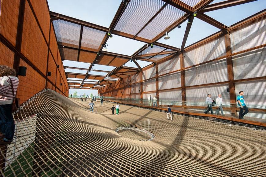 Expo Stand Brasile : Expo milano padiglione del brasile