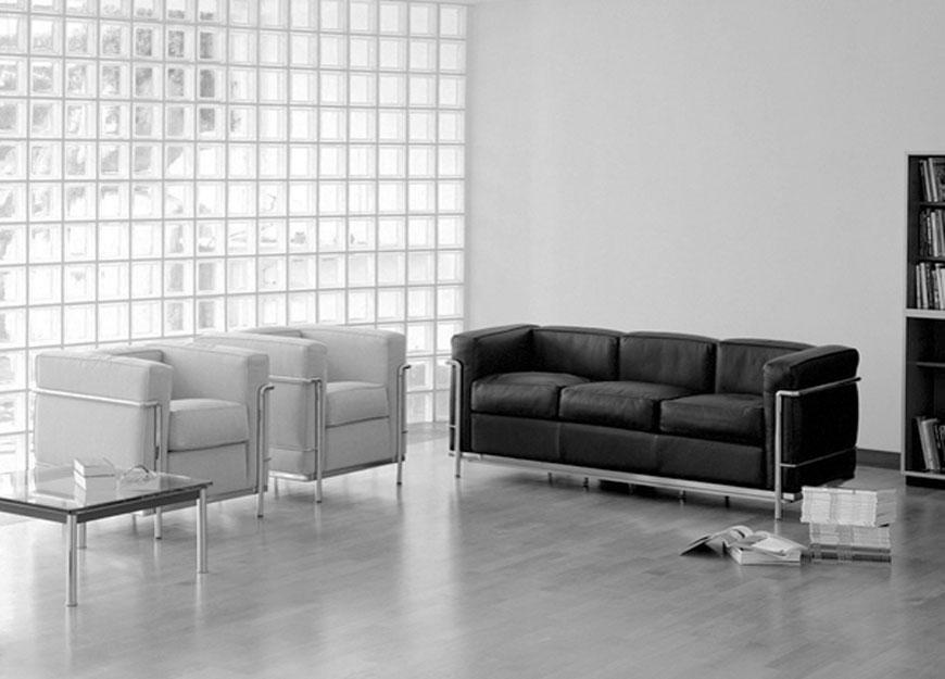 Barcellona le mostre della barcelona design week for Le corbusier mobili
