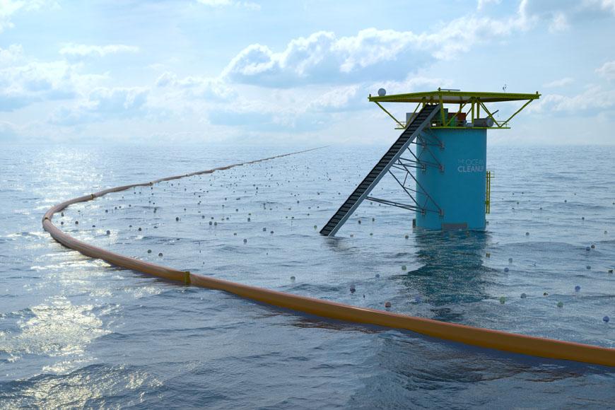 Design of the Year 2015 Digital Ocean Clean-up