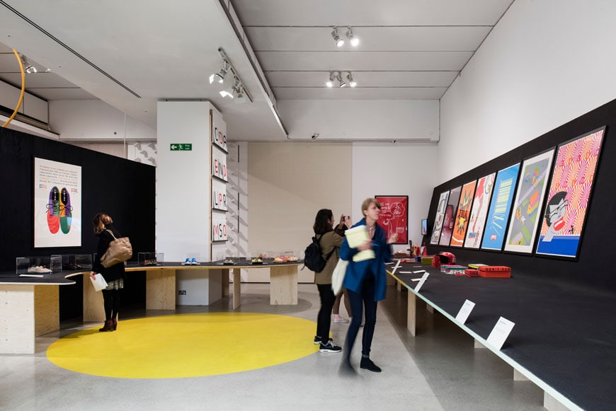 Life-on-Foot-Exhibition-Design-Museum-London-11