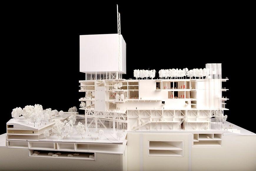 M+ museum Hong Kong Renzo Piano