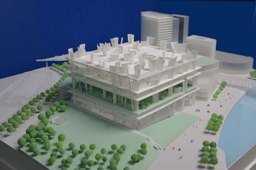 M+ museum Hong Kong Toyo Ito