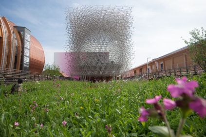 Milan | EXPO 2015 | United Kingdom Pavilion