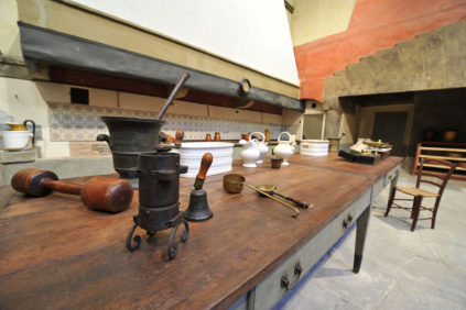 "Pitti Palace ""big kitchen"" opens to public"