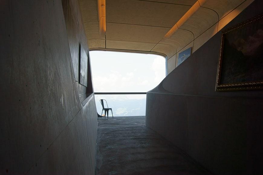 Messner Museum Corones Zaha Hadid Inexhibit 06