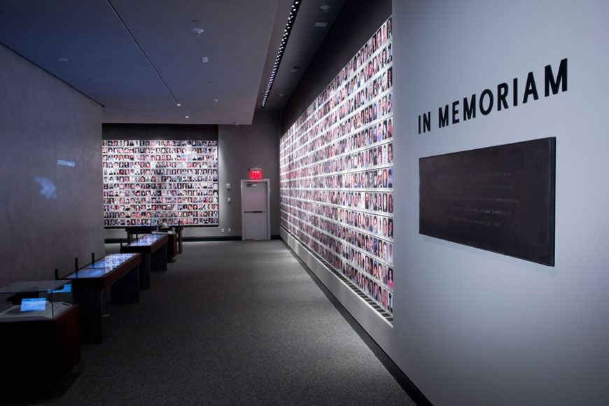 September Eleven Memorial NY exhibition 01
