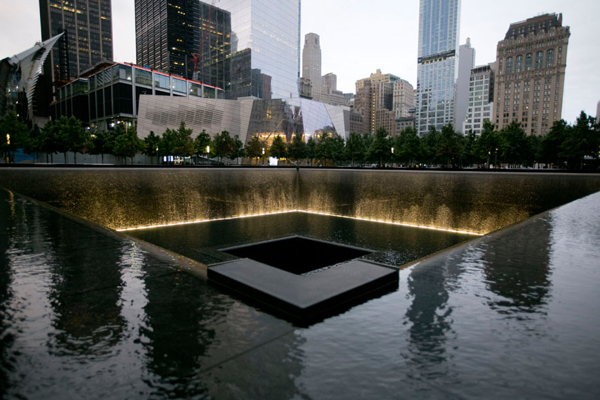 September Eleven Memorial Plaza NY 01
