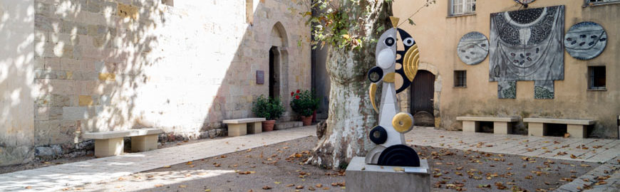 Chateau Vallauris Musee Picasso Inexhibit 02