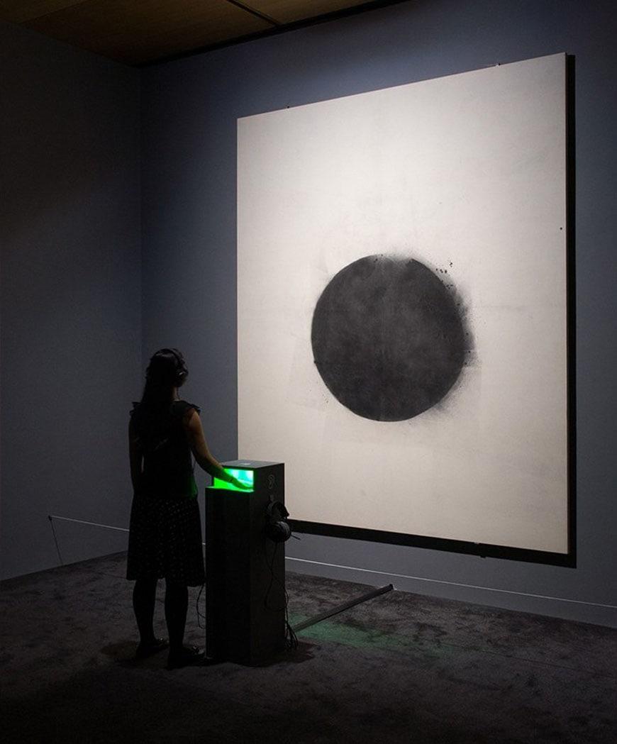 Sensorium installation Tate Britain 04