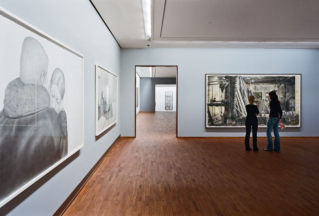 Albertina Museum Inside